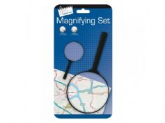 Tallon Dual Magnifying Glass Set
